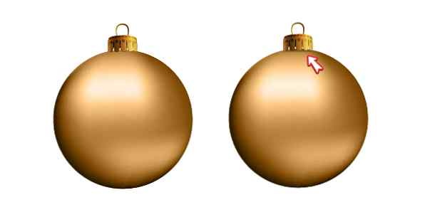 Créer un ensemble de boules de Noël réalistes dans Adobe