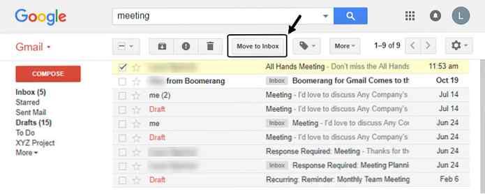 Mesaje gmail