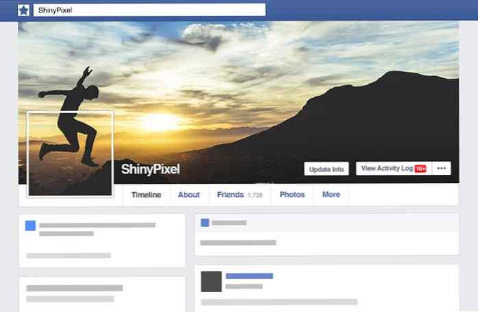 Zuschneiden ohne facebook profilbild neues Facebook Profilbild