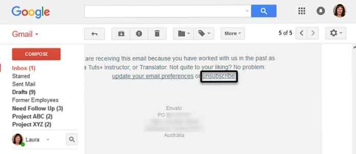 spam pierdere în greutate e mailuri)