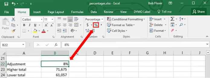 Urmăriți-vă obiectivele de sănătate și fitness în Excel